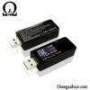 قیمت خرید تستر ولتاژ و آمپر شارژر USB مدل USB Safety Tester J7-T 3