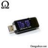 قیمت خرید تستر ولتاژ و آمپر شارژر USB مدل USB Safety Tester J7-T 4