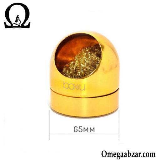 قیمت خریدتمیز کننده نوک هویه مدل باکو BAKU BK-222