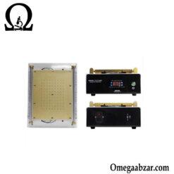 قیمت خرید دستگاه تعویض گلس و تنور ال سی دی و تاچ بردار 12 اینچ XH-W1308 1