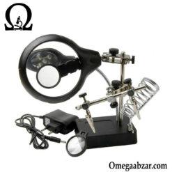 قیمت خرید ذره بین حرفه ای مگنیفایر Magnifier MG-16129C