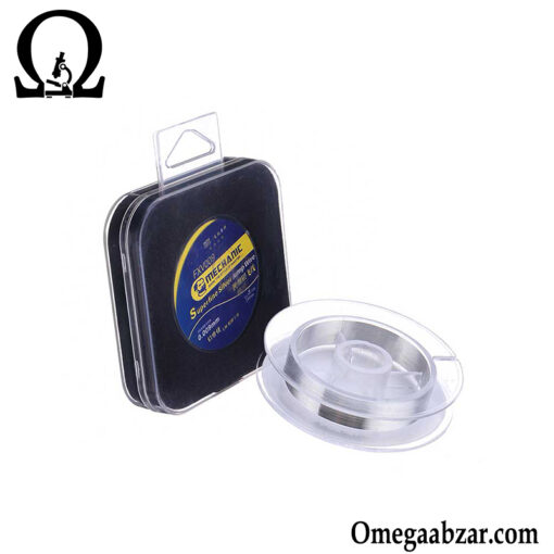 قیمت خرید سیم جامپر نقره ای مدل Mechanic FXV 009 1