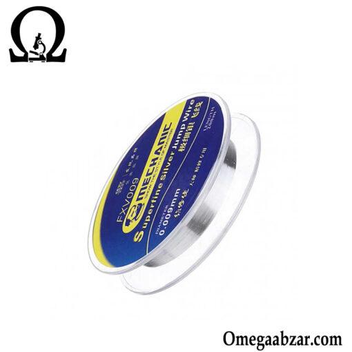 قیمت خرید سیم جامپر نقره ای مدل Mechanic FXV 009 2