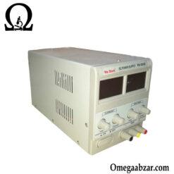 قیمت خرید منبع تغذیه 30 ولت و 3 آمپر یاکسون مدل Yaxun PS-303D