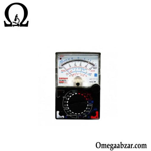 قیمت خرید مولتی متر آنالوگ و عقربه ای سانوا مدل Sunwa YX-360tr 2