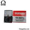قیمت خرید مولتی متر آنالوگ و عقربه ای سانوا مدل Sunwa YX-360tr 3