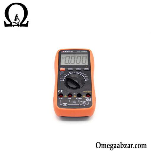 قیمت خرید مولتی متر حرفه ای ویکتور مدل VICTOR VC97 2