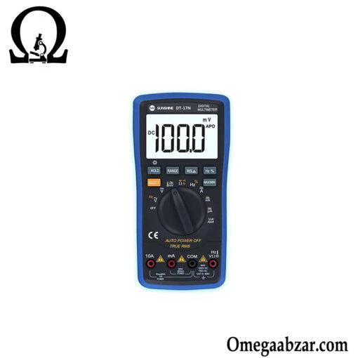 قیمت خرید مولتی متر دیجیتال سانشاین مدل SUNSHINE DT-17N