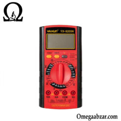 قیمت خرید مولتی متر دیجیتال یاکسون مدل Yaxun YX-9205N