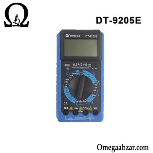 قیمت خرید مولتی متر سانشاین مدل Sunshine DT-9205E 4