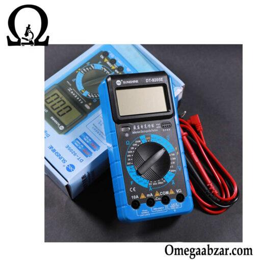 قیمت خرید مولتی متر سانشاین مدل Sunshine DT-9205E 5