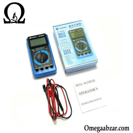 قیمت خرید مولتی متر سانشاین مدل Sunshine DT-9205E 7