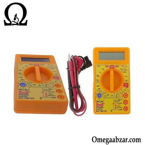 قیمت خرید مولتی متر مدل FINEARTS DT-830D 5