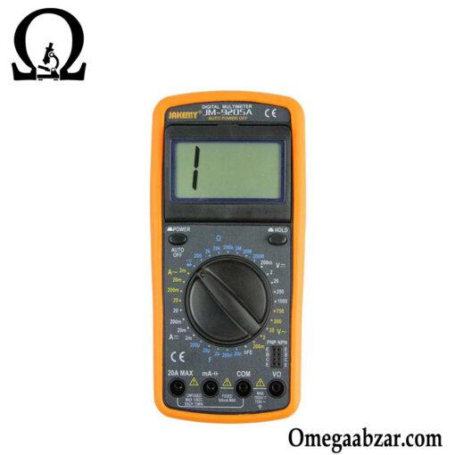 قیمت خرید مولتی متر مدل Jakemy JM-9205A 1