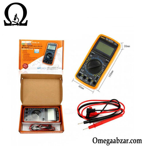 قیمت خرید مولتی متر مدل Jakemy JM-9205A 3
