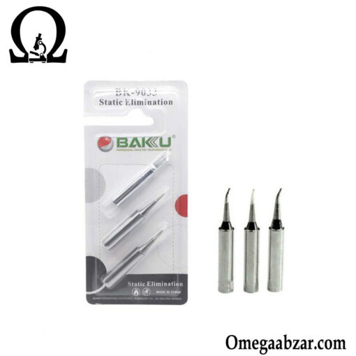 قیمت خرید نوک هویه 3 عددی باکو مدل Baku BK-9033 1