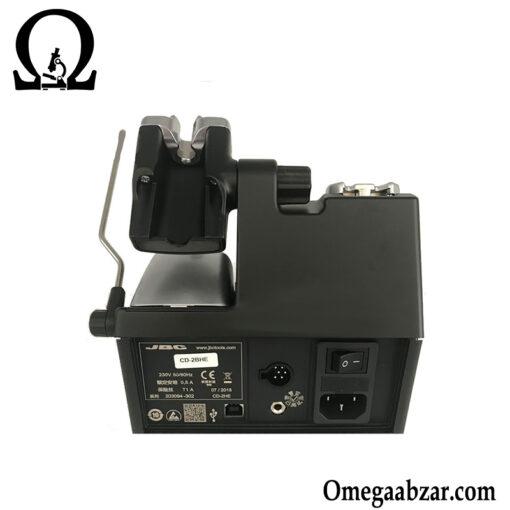 قیمت خرید هویه حرفه ای مدل JBC CD-2SHQE 3