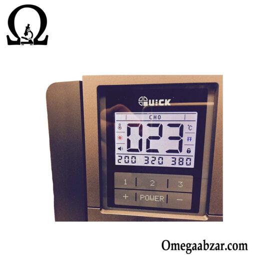 قیمت خرید هویه هوشمند مدل Quick TS1200A 2