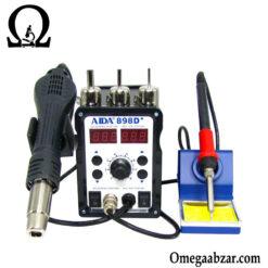 قیمت خرید هیتر و هویه دیجیتال آیدا مدل AIDA 898D Plus