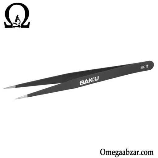 قیمت خرید پنس سر صاف مخصوص مدل BAKU BK-11 1