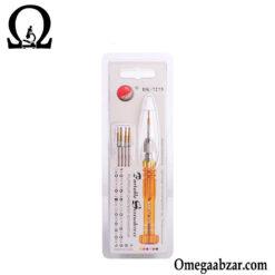 قیمت خرید پک پیچ گوشتی 5 عددی مدل BAKU BK-7275