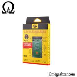 قیمت خرید کیت تست ، شوک باتری آیفون مدل OSS TEAM W209A plus